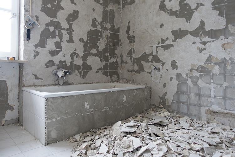 Ristrutturazione del bagno col Superbonus 110%