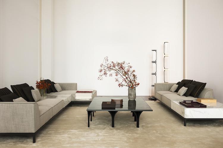 La nuova collezione di arredamento Fendi Casa