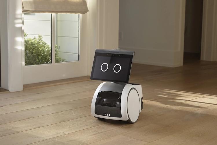 Amazon Astro, il nuovo robot domestico