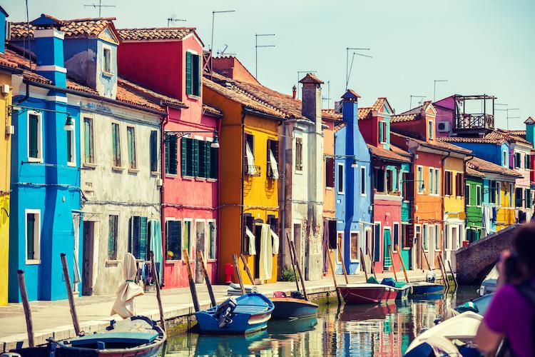 Burano a Venezia
