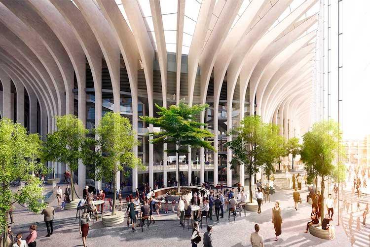Il progetto per il nuovo stadio di Milano a San Siro, la cattedrale di Populous