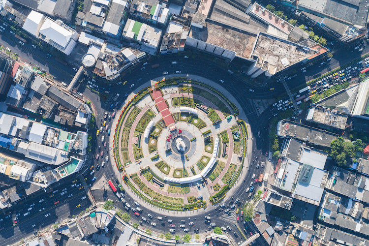 Città circolari
