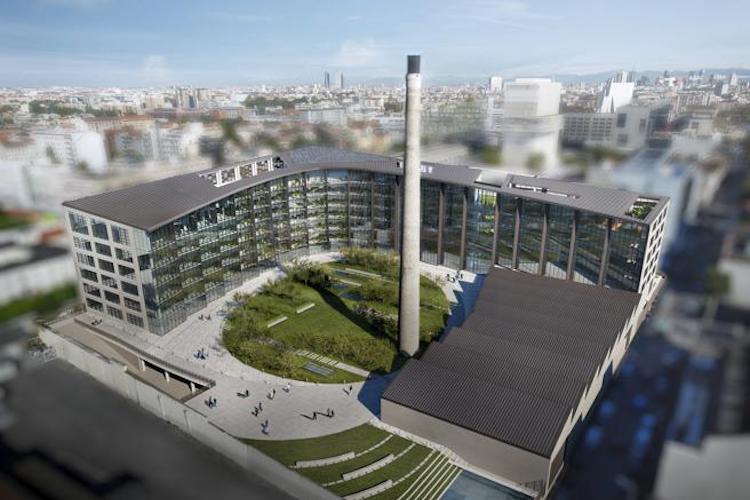 La nuova sede di Moncler a Milano