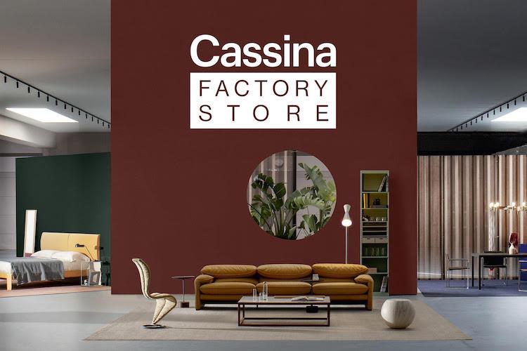 Cassina Factory Store