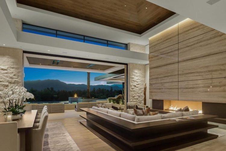 La villa di Tim Cook in California